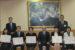 令和元年永年勤続職員表彰式を行いました